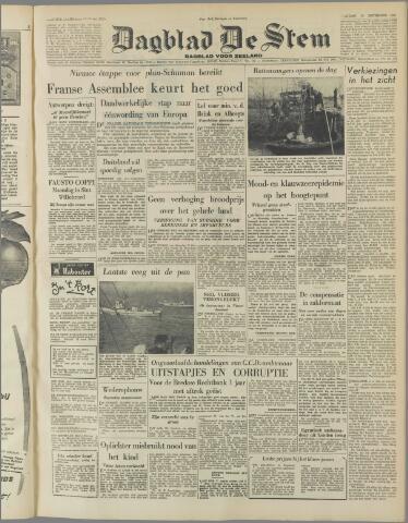 de Stem 1951-12-14