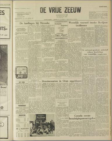 de Vrije Zeeuw 1962-06-26