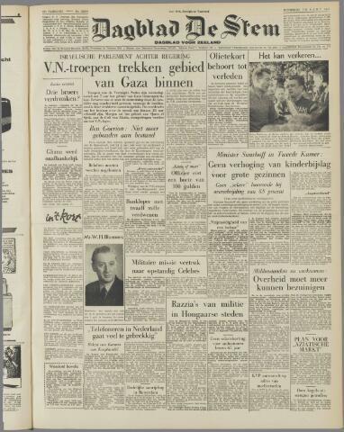 de Stem 1957-03-07