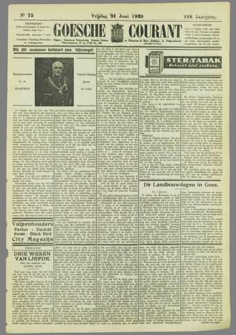 Goessche Courant 1929-06-21