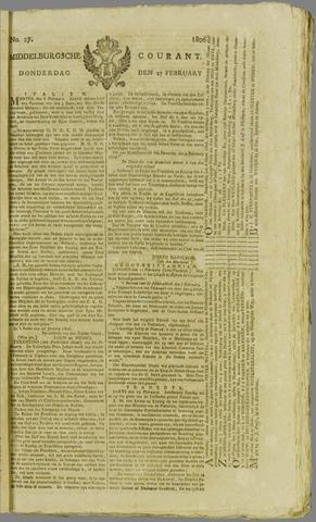 Middelburgsche Courant 1806-02-27