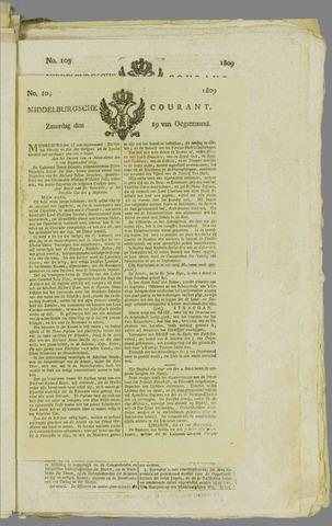 Middelburgsche Courant 1809-08-19