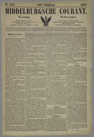 Middelburgsche Courant 1887-12-28