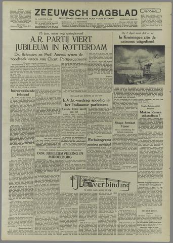 Zeeuwsch Dagblad 1954-04-03