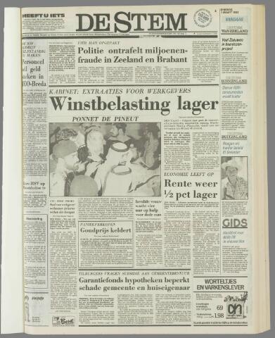 de Stem 1983-03-01