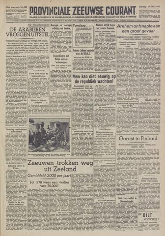 Provinciale Zeeuwse Courant 1948-05-25