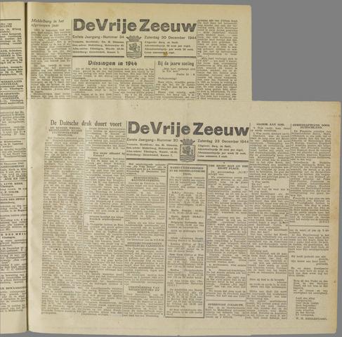 de Vrije Zeeuw 1944-12-23