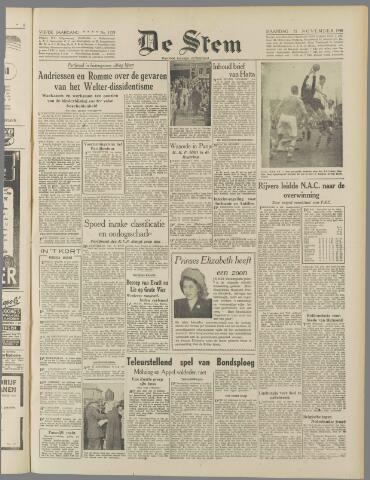 de Stem 1948-11-15