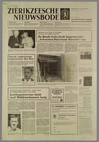 Zierikzeesche Nieuwsbode 1985-08-01
