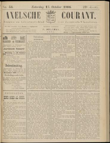 Axelsche Courant 1906-10-13
