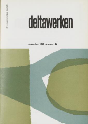 Driemaandelijks bericht Deltawerken 1968-11-01