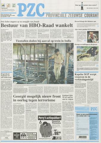 Provinciale Zeeuwse Courant 2002-02-28
