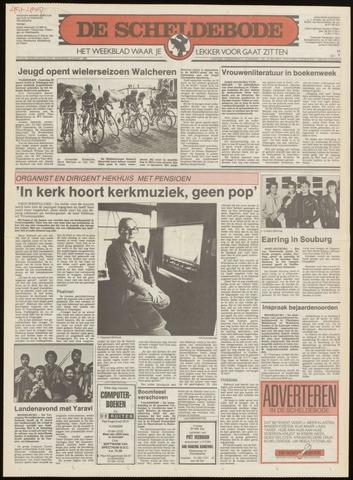 Scheldebode 1986-03-13