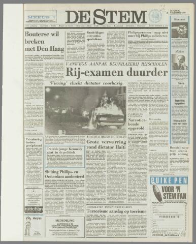 de Stem 1986-02-01