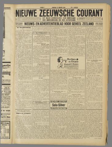 Nieuwe Zeeuwsche Courant 1934-01-16