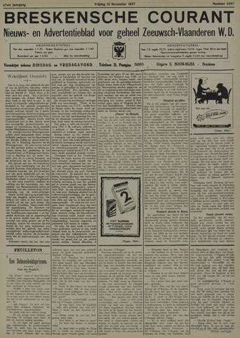Breskensche Courant 1937-11-12