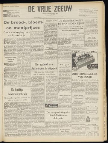 de Vrije Zeeuw 1951-12-14