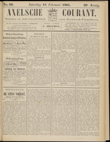 Axelsche Courant 1905-02-18