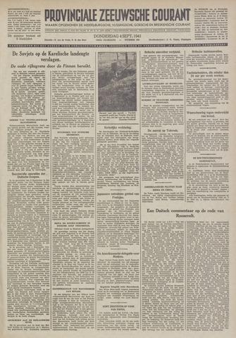 Provinciale Zeeuwse Courant 1941-09-04