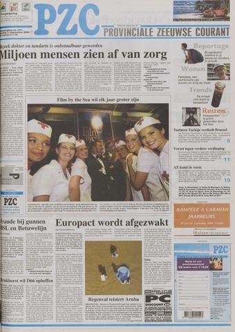 Provinciale Zeeuwse Courant 2004-09-11