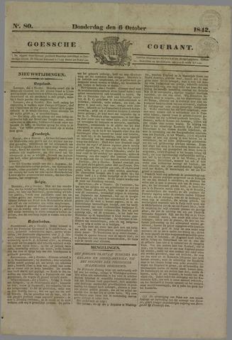 Goessche Courant 1842-10-06