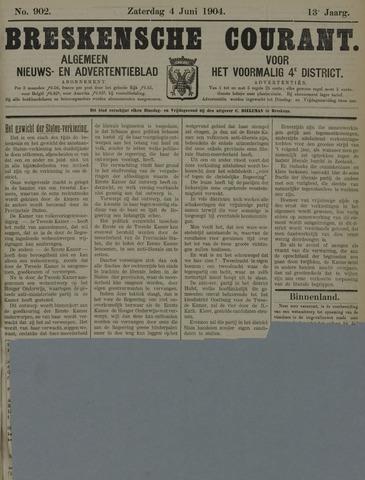 Breskensche Courant 1904-06-04