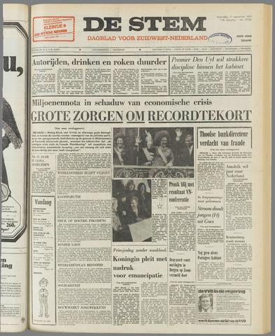 de Stem 1975-09-17