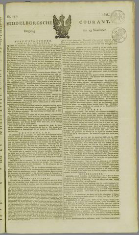 Middelburgsche Courant 1824-11-23