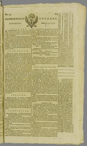 Middelburgsche Courant 1807-07-25