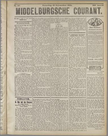 Middelburgsche Courant 1921-11-12
