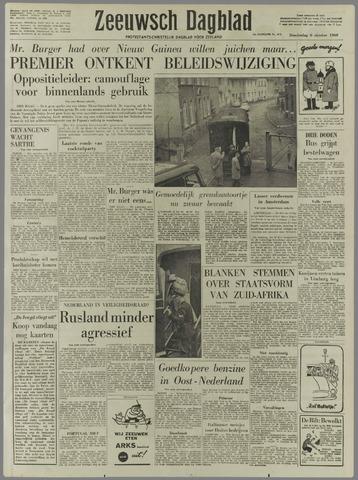 Zeeuwsch Dagblad 1960-10-06
