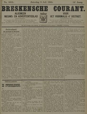 Breskensche Courant 1905-07-08