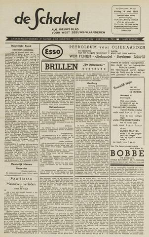 De Schakel 1958-05-09