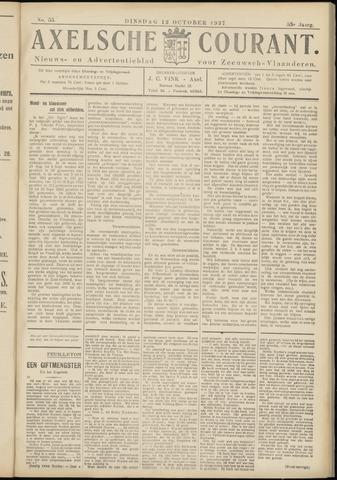 Axelsche Courant 1937-10-12