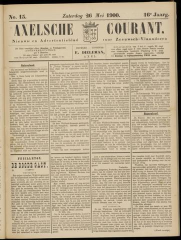 Axelsche Courant 1900-05-26