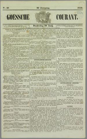 Goessche Courant 1859-06-30