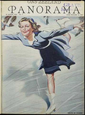 Ons Zeeland / Zeeuwsche editie 1940-01-18