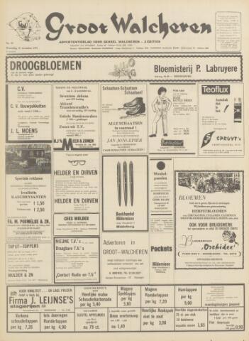 Groot Walcheren 1971-11-04