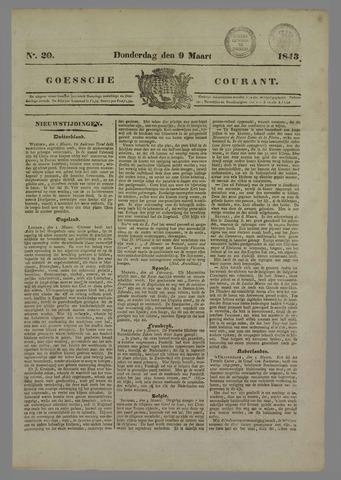 Goessche Courant 1843-03-09