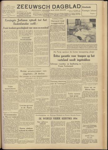 Zeeuwsch Dagblad 1954-12-27