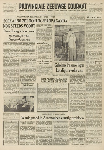 Provinciale Zeeuwse Courant 1962-01-06