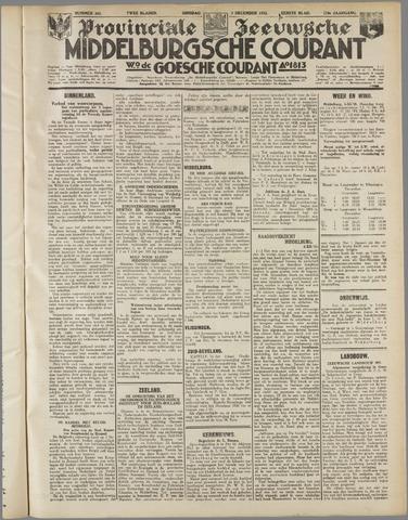 Middelburgsche Courant 1935-12-03