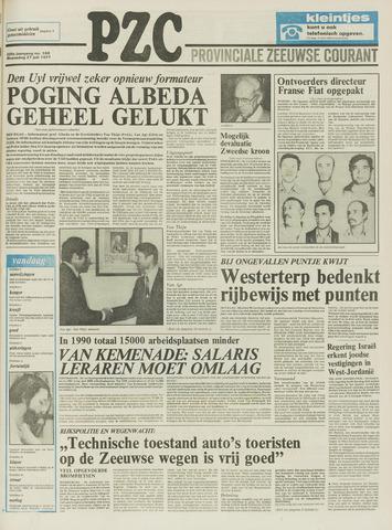 Provinciale Zeeuwse Courant 1977-07-27