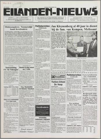 Eilanden-nieuws. Christelijk streekblad op gereformeerde grondslag 1990-12-04