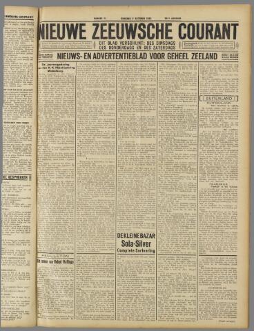 Nieuwe Zeeuwsche Courant 1933-10-03