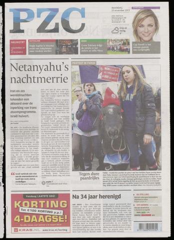 Provinciale Zeeuwse Courant 2013-11-25