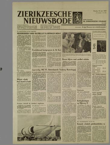 Zierikzeesche Nieuwsbode 1963-06-18