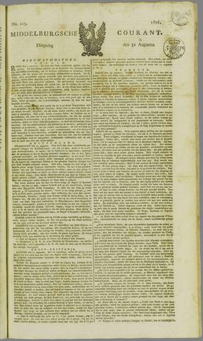 Middelburgsche Courant 1824-08-31