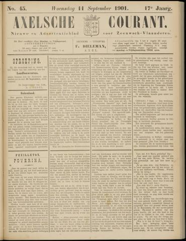 Axelsche Courant 1901-09-11