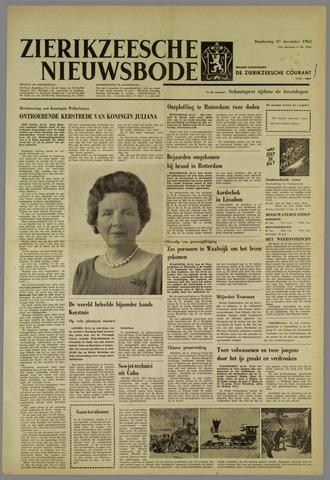 Zierikzeesche Nieuwsbode 1962-12-27